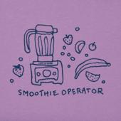 Women's Smoothie Operator Crusher Tee