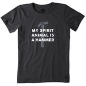 Women's Spirit Hammer Crusher Tee