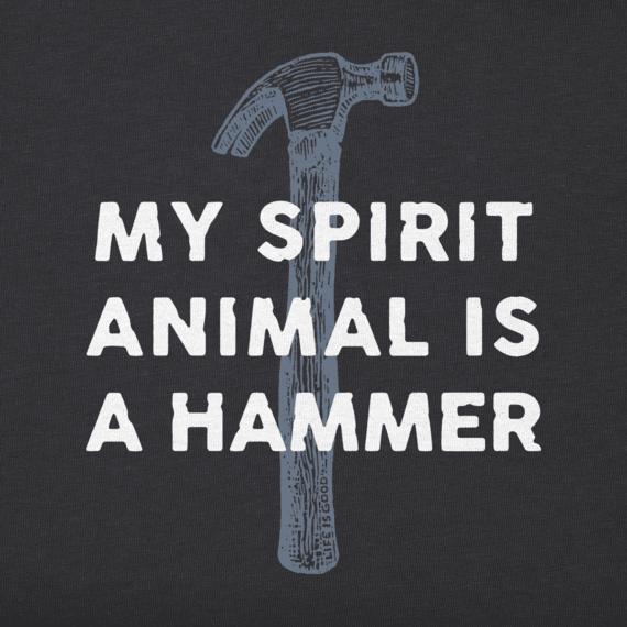 Women's Spirit Hammer Crusher Tee