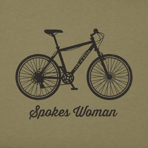 Women's Spokes Woman Crusher Vee