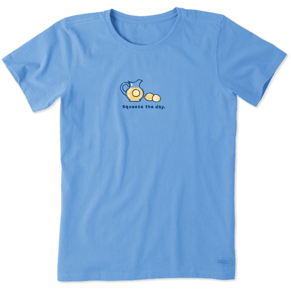 Women's Squeeze The Day Vintage Crusher Tee