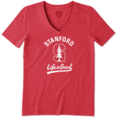 Women's Stanford Gradient Tailwhip Cool Vee