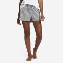 Women's Starry Moons Knit Sleep Shorts