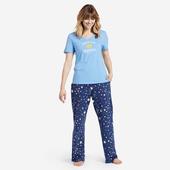 Women's Starry Night Snuggle Up Sleep Pant