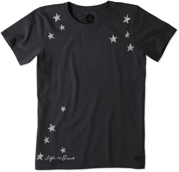 Women's Stars Crusher Tee