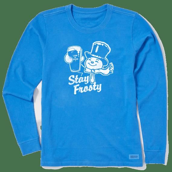 Women's Stay Frosty Long Sleeve Crusher Tee