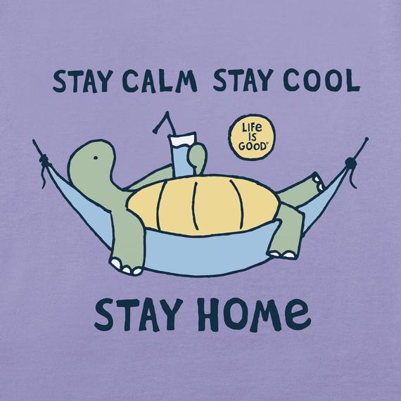 Women's Stay Home Turtle Hammock Crusher Vee
