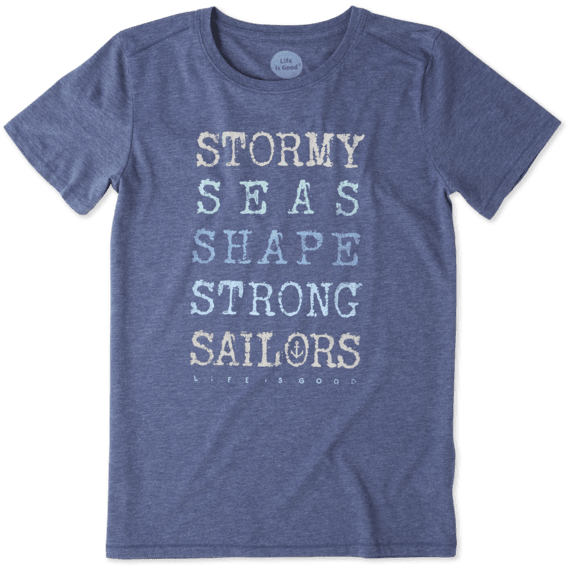 Women's Strong Sailors Cool Tee