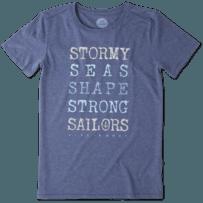 Women's Strong Sailors Cool Tee