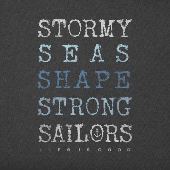 Women's Strong Sailors Crusher Tee