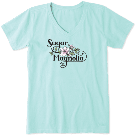 Women's Sugar Magnolia Crusher Vee
