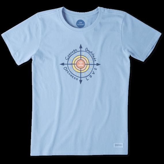 Women's Sun Compass Crusher ...