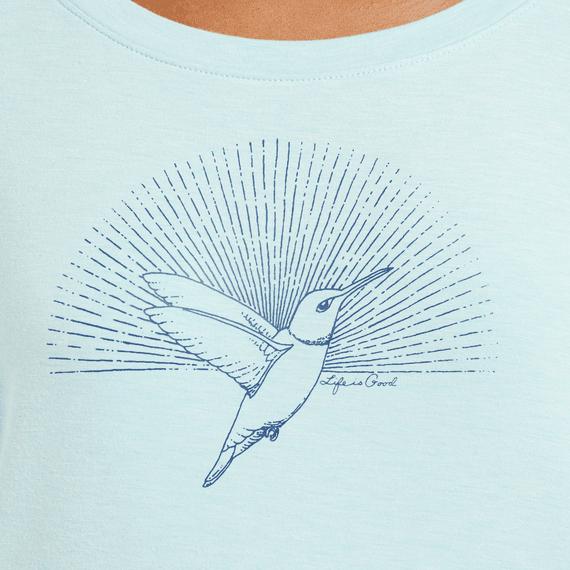 Women's Sunburst Hummingbird Supreme Scoop