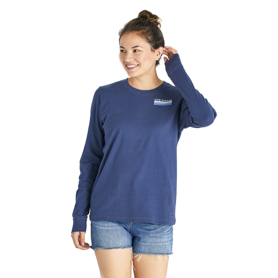 Women's Sunday Blues Crusher Long Sleeve