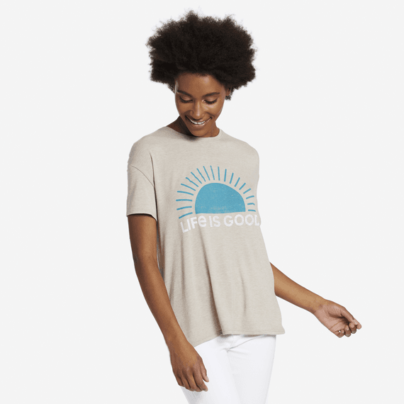 Women's Sunrise Favorite Slouchy Tee