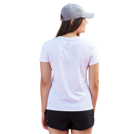 Women's Sunshine & Waves Active Tee
