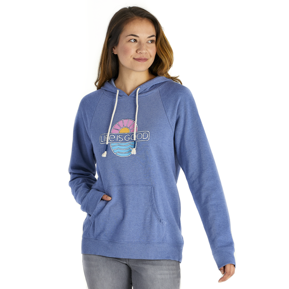 Women's Sunwaves Simply True French Terry Hoodie