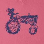 Women's Super Farmer Crusher Vee