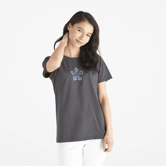 Women's Superflowers Crusher Tee