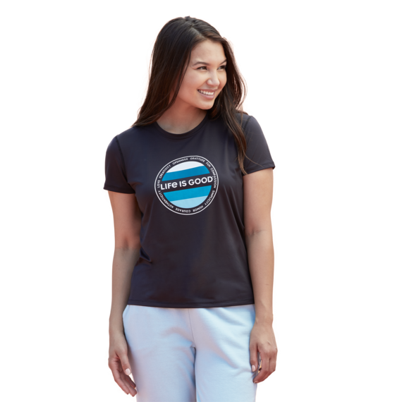 Women's Superpower Circle Active Tee