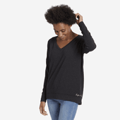 Women's Supreme Wide Vee Pullover