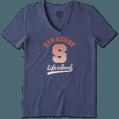 Women's Syracuse Gradient Tailwhip Cool Vee