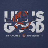 Women's Syracuse Life is Good Cool Vee