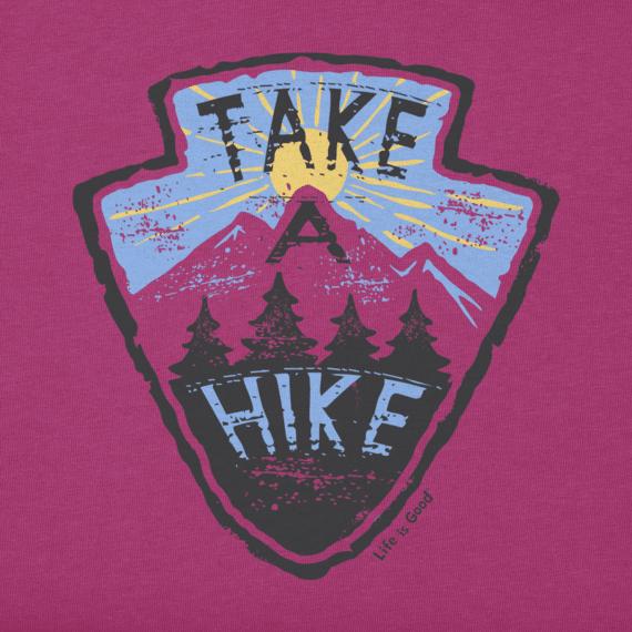 Women's Take A Hike Crusher Tee