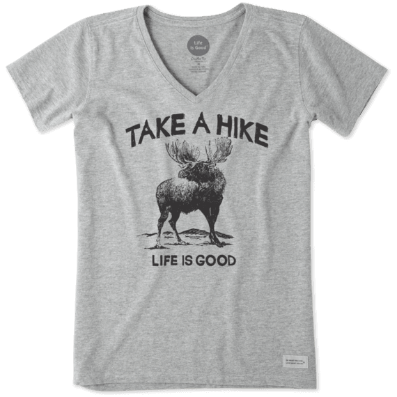 Women's Take A Hike Crusher Vee