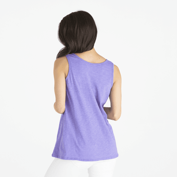 Women's Take It Easy Turtle Breezy Tank