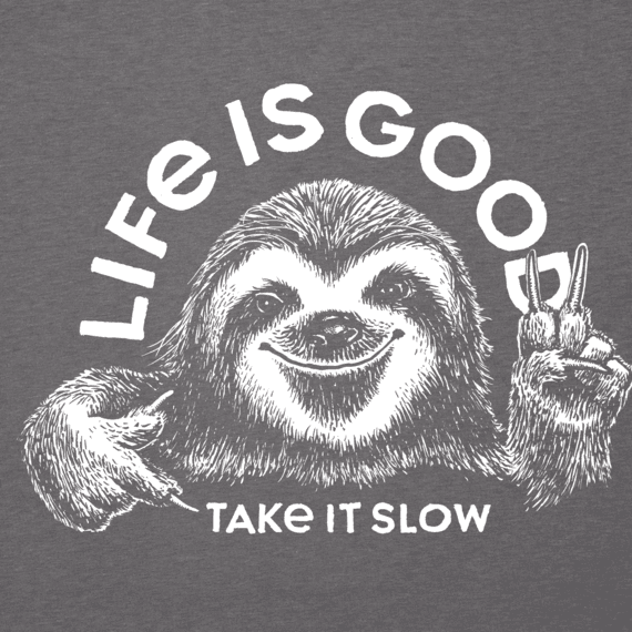 Women's Take It Sloth Cool Tee