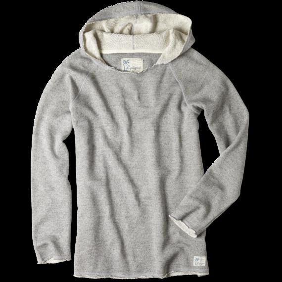 champion reverse weave hoodie grey