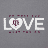 Women's Texas A&M Do What You Love Cool Vee