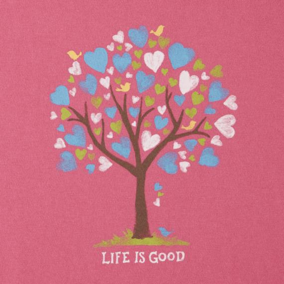 Women's The Love Tree Crusher Scoop Tee