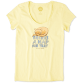 Women's There's A Nap For That Smooth Tee