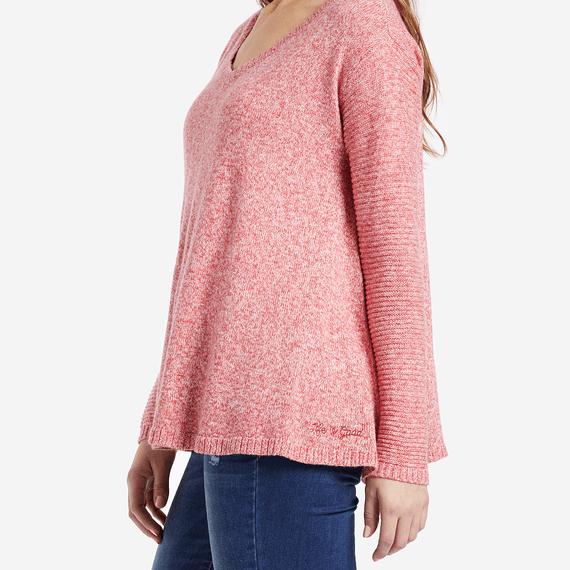 Women's Trapeze Sweater