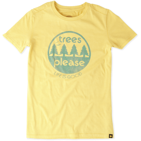 Women's Trees Please Circle Cool Tee