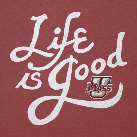 Women's UMass Lig Flourish Cool Vee