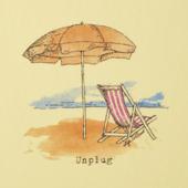 Women's Unplug Beach Umbrella Crusher Scoop Tank