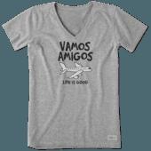 Women's Vamos Amigos Crusher Vee