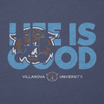 Women's Villanova Life is Good Cool Vee