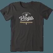 Women's Virgo Crusher Tee