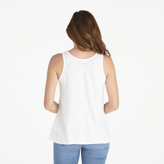 Women's Walk to the Beach Breezy Tank