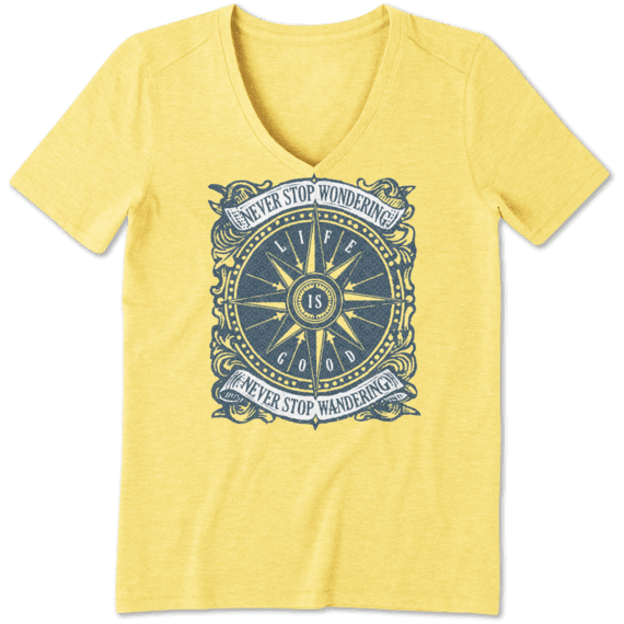 Women's Wander Compass Cool Vee