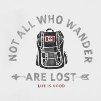 Women's Canada Wander Crusher Vee