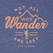 Women's Wander Hike Long Sleeve Cool Tee