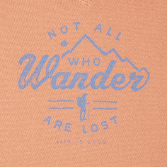 Women's Wander Hike Crusher Vee