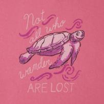 Women's Wander Turtle Crusher Vee