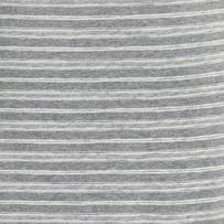 Women's Watercolor Stripe Smooth Tee Dress