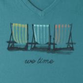 eb8475323ac Women s Watercolor We Time Beach Chairs Crusher Vee